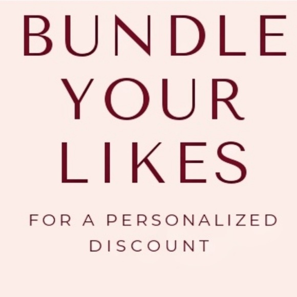 Will discount up to 50% on bundles !!
